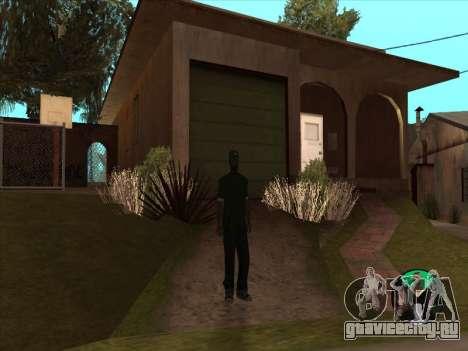 Переключение между героями как в GTA V 2.0 для GTA San Andreas третий скриншот
