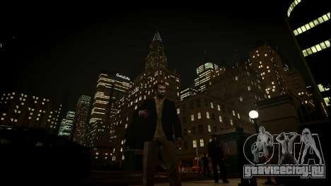 ENB realistic final 1.4 для GTA 4 восьмой скриншот