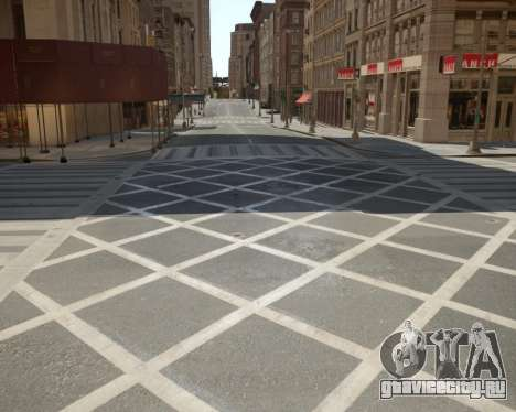New Roads для GTA 4 шестой скриншот