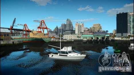 ENB realistic final 1.4 для GTA 4 третий скриншот