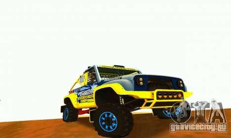 УАЗ 31514 Ралли для GTA San Andreas