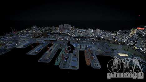 ENB realistic final 1.4 для GTA 4 шестой скриншот