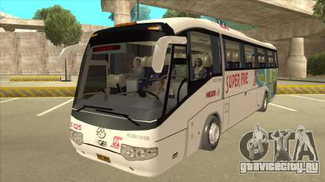 Higer KLQ6129QE - Super Five Transport S 025 для GTA San Andreas