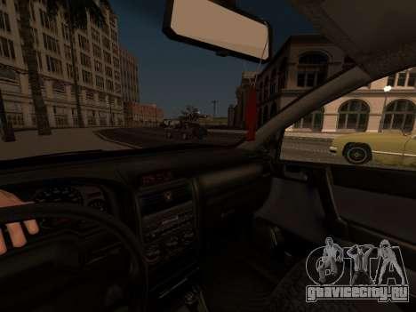 Opel Astra G для GTA San Andreas двигатель