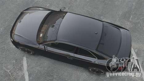 Audi RS5 2011 v2.0 для GTA 4 вид справа