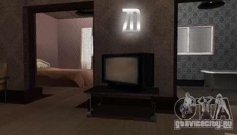 Ретекстур отеля Джефферсон для GTA San Andreas восьмой скриншот