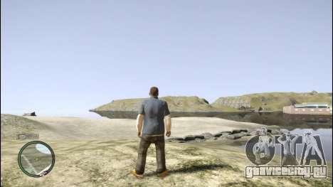 Franklin из GTA 5 для GTA 4 восьмой скриншот