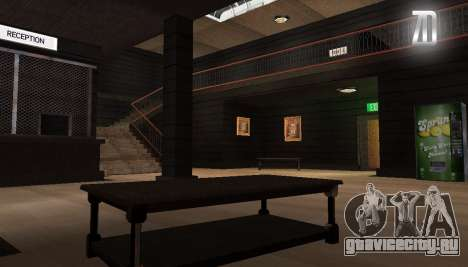 Ретекстур отеля Джефферсон для GTA San Andreas