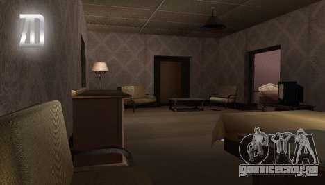 Ретекстур отеля Джефферсон для GTA San Andreas седьмой скриншот