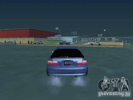 Honda Civic (EG6) 1994 для GTA San Andreas вид справа