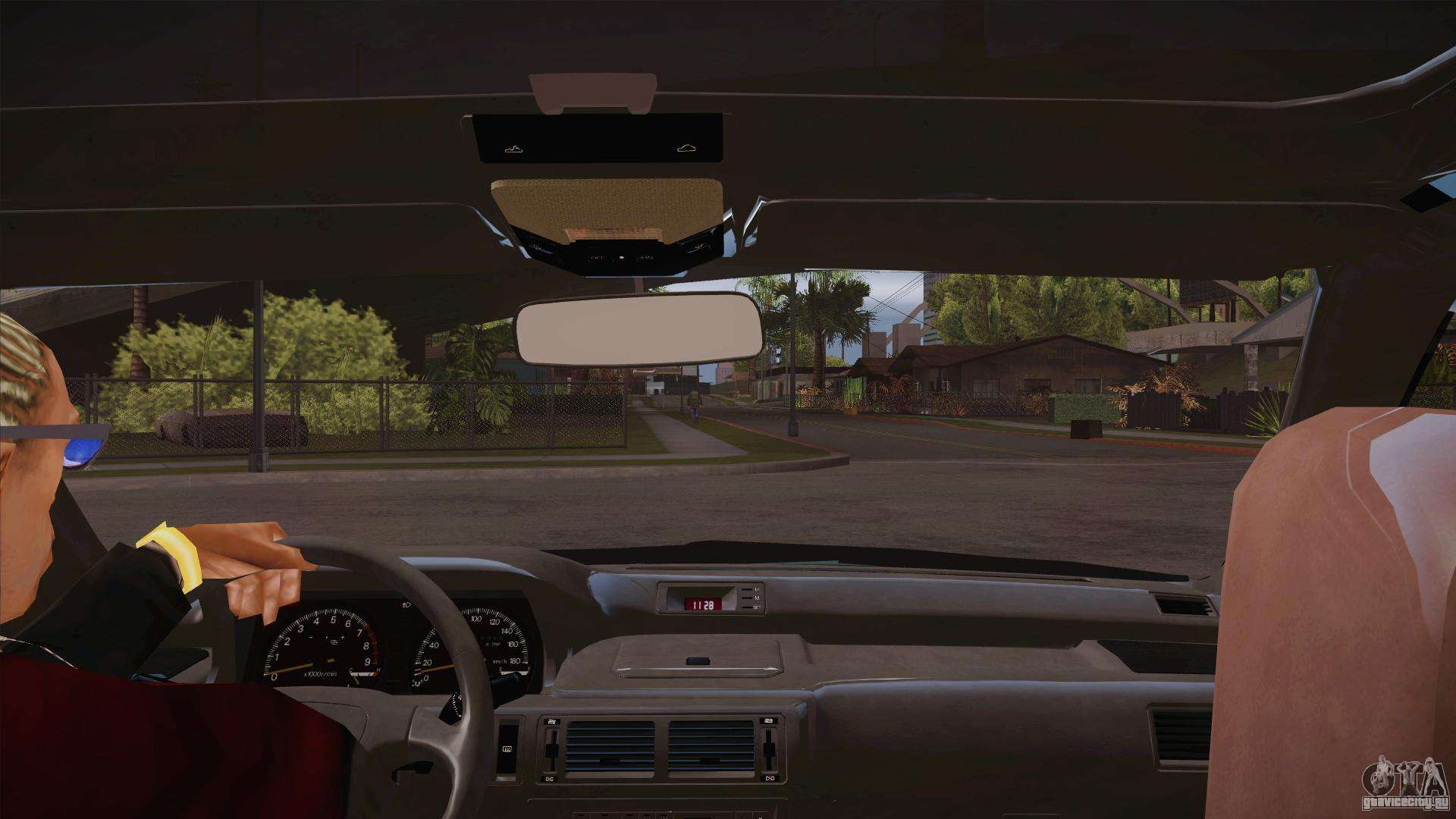 Gta san andreas cleo mod advanced speedometer (with download.