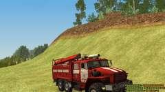Урал 4320 Пожарный