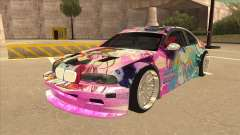 BMW M3 E46 GTR Golden Time Itasha