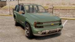 Chevrolet TrailBlazer SS 2008 для GTA 4