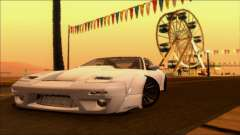 Nissan 380SX BenSopra для GTA San Andreas