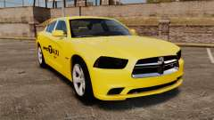 Dodge Charger 2011 Taxi