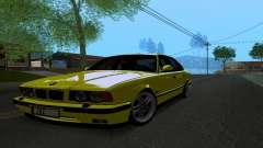 BMW M5 E34 IVLM v2.0.2 для GTA San Andreas