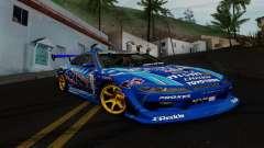 Nissan Silvia S15 Toyo Drift для GTA San Andreas