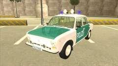 VAZ 21011 DDR police
