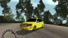 ВАЗ 2190 седан для GTA San Andreas