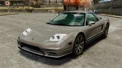 Acura NSX для GTA 4
