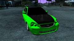 Lada Priora Carbon Lux для GTA San Andreas