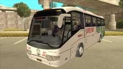 Higer KLQ6129QE - Super Five Transport S 025 для GTA San Andreas
