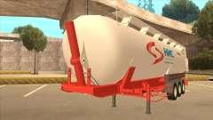 Полуприцеп Nis для Scania R620 Nis Kamion