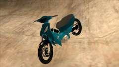 Honda 125cc Tuning для GTA San Andreas
