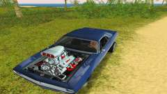 Plymouth Barracuda Supercharger