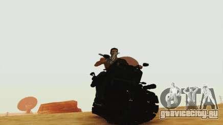 Mercenaries 2 Panzercycle для GTA San Andreas