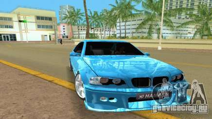 BMW M3 E46 Hamann для GTA Vice City