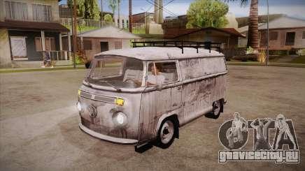 Volkswagen Transporter T2 Custom для GTA San Andreas