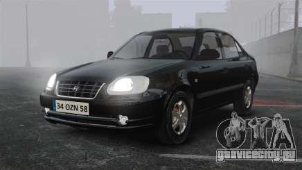 Hyundai Accent Admire для GTA 4