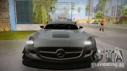 Mercedes-Benz SLS (AMG) GT3 для GTA San Andreas