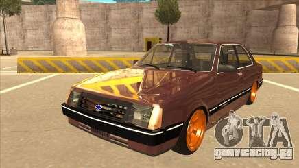 Chevrolet Chevette SLE 88 для GTA San Andreas