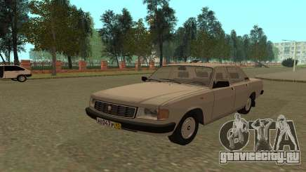 ГАЗ 31029 Волга Белая для GTA San Andreas