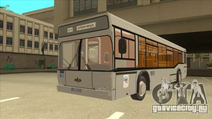 511 Sremcica Bus для GTA San Andreas