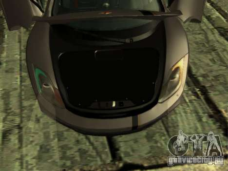 McLaren MP4-12C WheelsAndMore для GTA San Andreas вид сбоку
