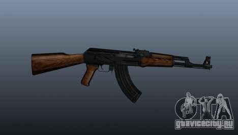Автомат АК-47 v2 для GTA 4 третий скриншот