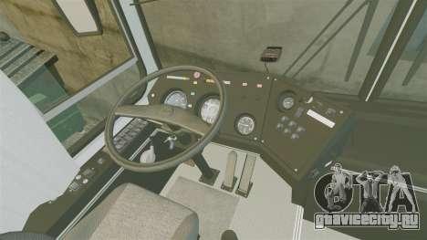 ЛиАЗ-5256 45-01 для GTA 4 вид сзади
