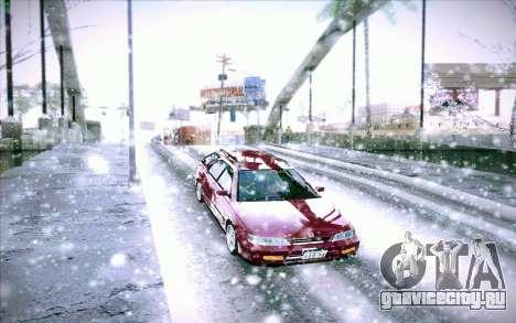 Honda Accord Wagon для GTA San Andreas вид сбоку