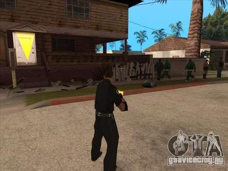ГШГ-7,62 для GTA San Andreas девятый скриншот