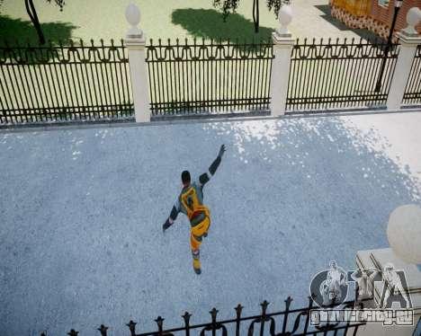 Gordon Freeman для GTA 4 десятый скриншот