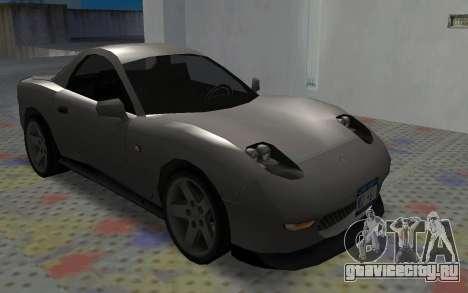 MX2000 из Driver Parallel Lines для GTA San Andreas вид слева