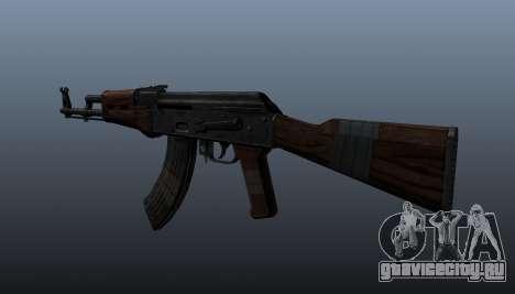 Автомат АК-47 v2 для GTA 4 второй скриншот