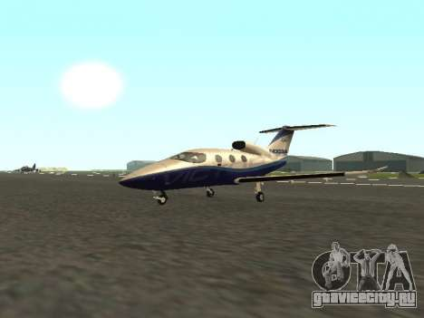 Epic Victory из Microsoft Flight Simulator для GTA San Andreas