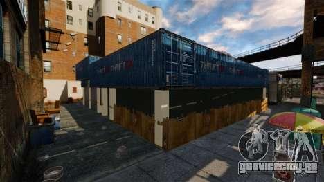 Гараж для GTA 4 второй скриншот