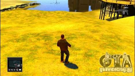 GTA V Radar для GTA 4 второй скриншот