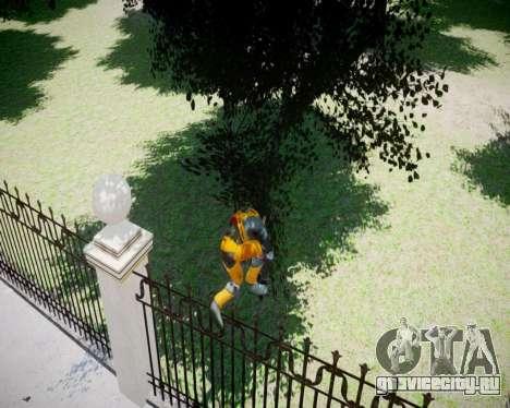 Gordon Freeman для GTA 4 пятый скриншот